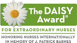 The DAISY Award for Extraordinary Nurses