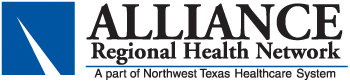 Logo for Alliance Regional Health Network