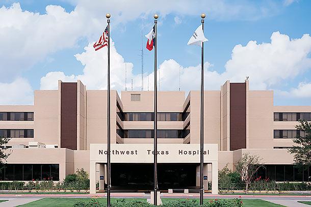 Foto del exterior de North West Texas Hospital