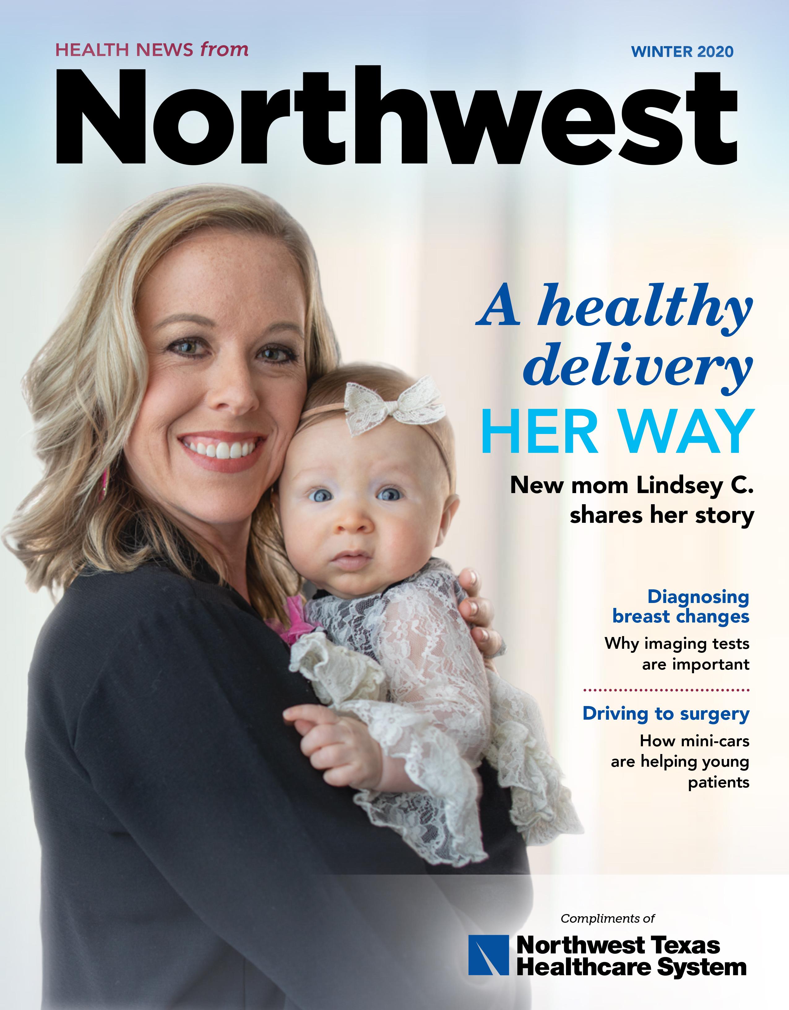 NWTHS Health News Magazine Winter 2020