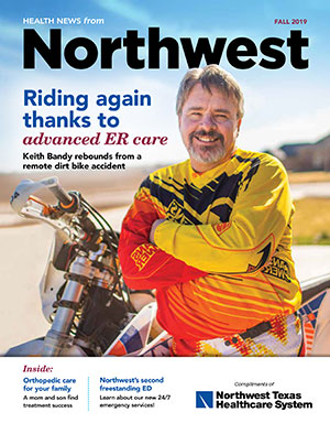 NWTHS Health News Magazine Fall 2019 September