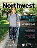Portada de Health News de NWTHS - Otoño 2018