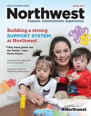 Northwest Health News Magazine Spring 2017