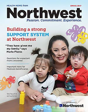 Northwest Health News Magazine Spring 2017