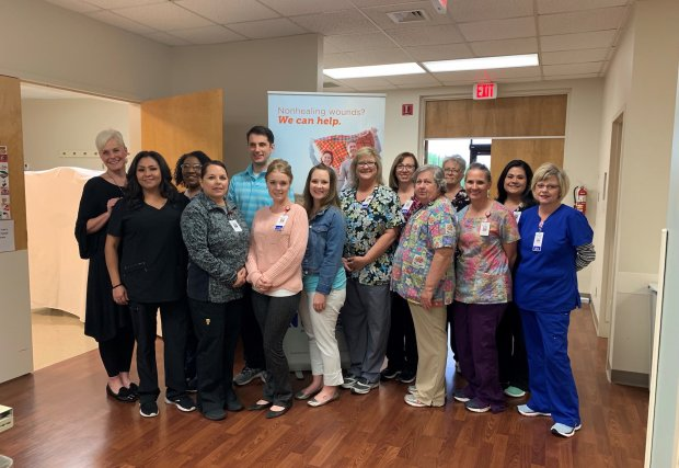 Northwest Wound Care Participates in Sixth Annual Healogics Wound Care Awareness Week