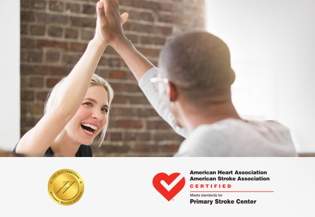 Joint Commission, AHA-Accredited Stroke Program for the Region