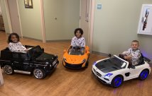 Children at Northwest Texas Healthcare System Drive Themselves to Surgery
