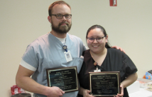 Pharmacy Technician and Pharmacist of the Year Honors