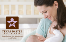 Northwest Texas Healthcare System Re-designated as Texas Ten Step Program Facility