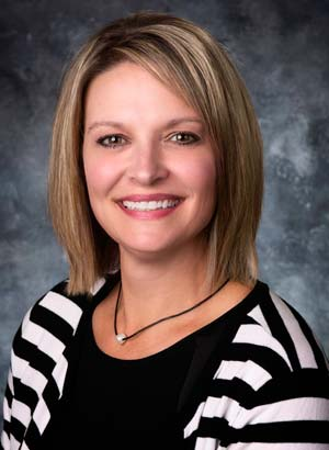 Denise Gouldy—Director of the Women Infant Health Department