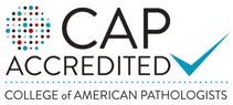 Laboratorio acreditado del Colegio de Patólogos Americanos (CAP)