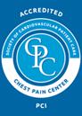 Centro Acreditado para el Tratamiento de Dolores en el Pecho con PCI